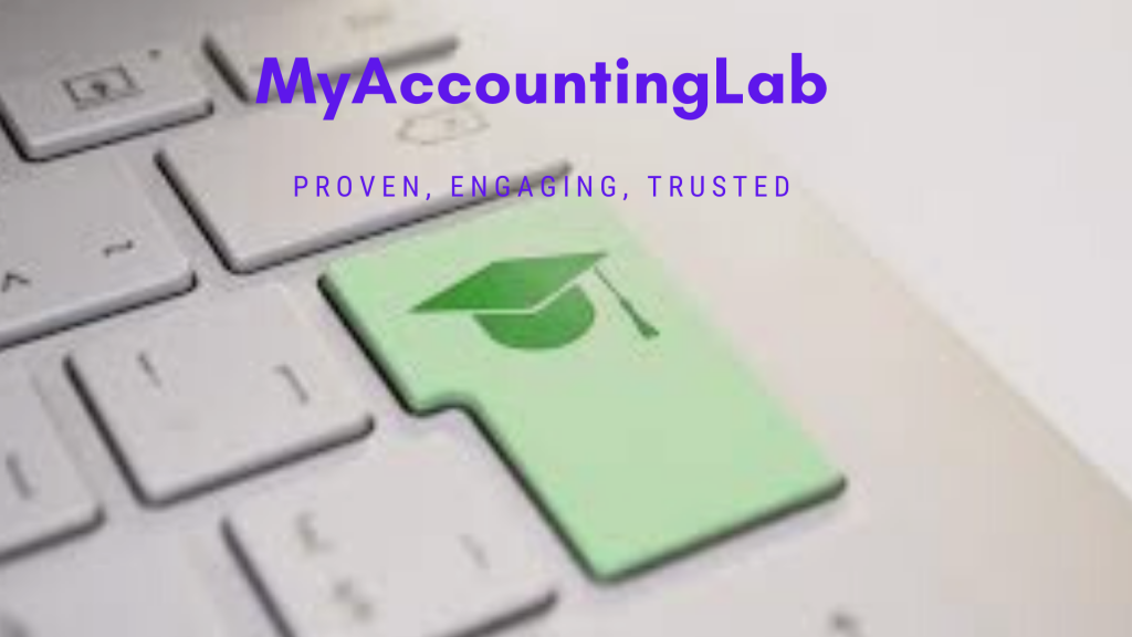 Myaccountinglab quick and efficient learning tool for all students.